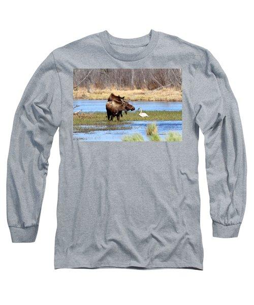 Strange Pond Fellows Long Sleeve T-Shirt