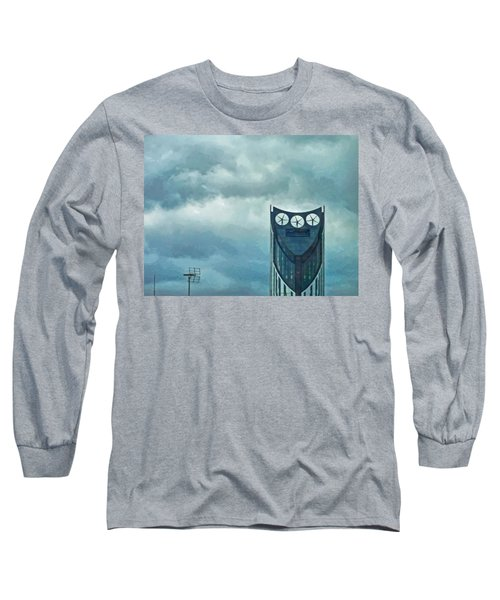 Strata Tower In London Long Sleeve T-Shirt