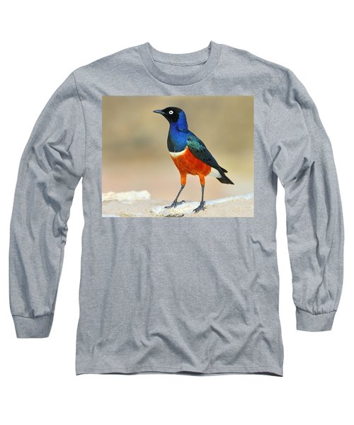 Superb Long Sleeve T-Shirt by Tony Beck