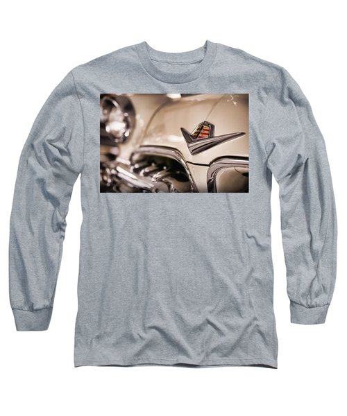Long Sleeve T-Shirt featuring the photograph The 1955 Dodge La Femme by Gordon Dean II