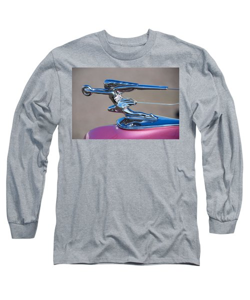Long Sleeve T-Shirt featuring the photograph The Chase Continues... by John Schneider