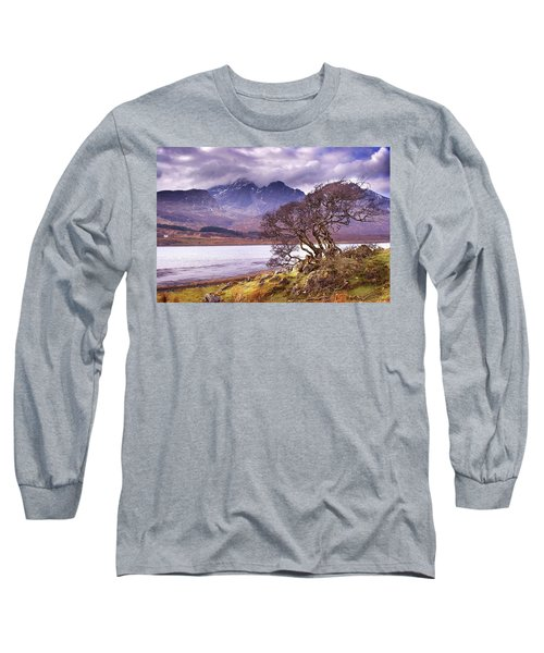 The Cuillins Skye Long Sleeve T-Shirt