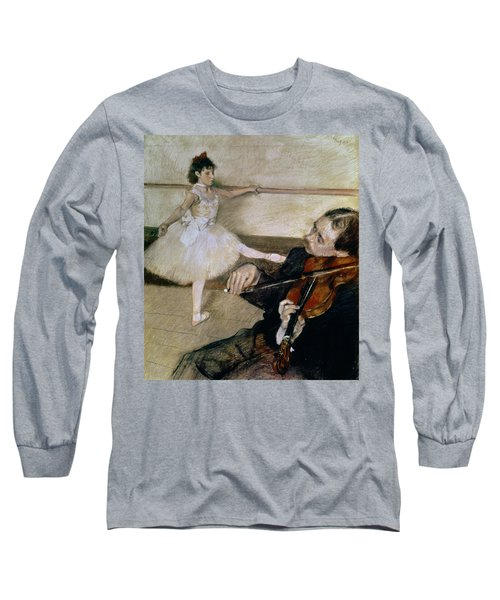 The Dance Lesson Long Sleeve T-Shirt