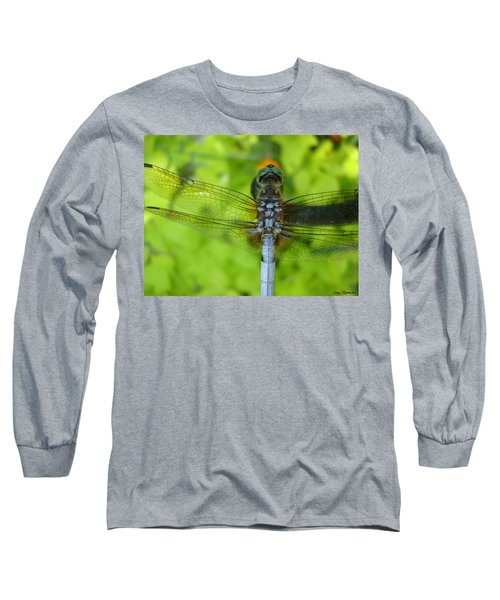 The Details Long Sleeve T-Shirt