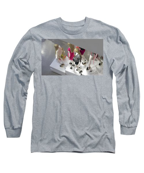 The Girls Long Sleeve T-Shirt