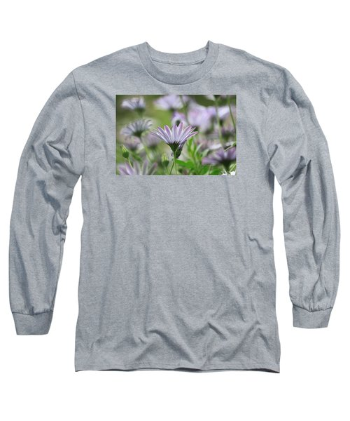 Long Sleeve T-Shirt featuring the photograph The Only One by Amy Gallagher