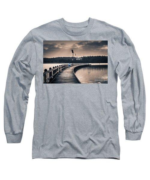 The Peir Long Sleeve T-Shirt