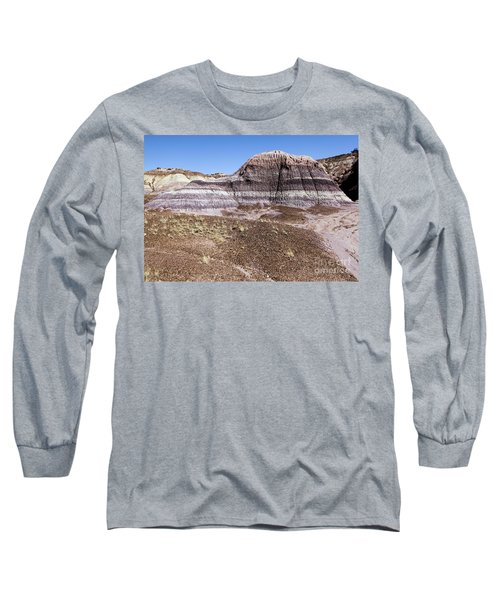 The Purple Castle Long Sleeve T-Shirt