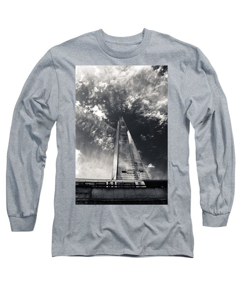 The Shard And London Bridge Long Sleeve T-Shirt