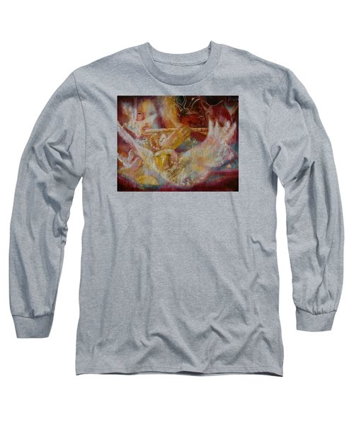 The Sound That Gathers All To The One Long Sleeve T-Shirt