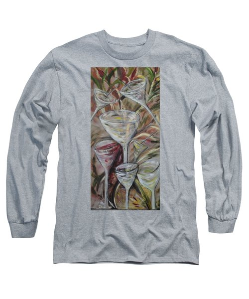 The Winetoast Long Sleeve T-Shirt