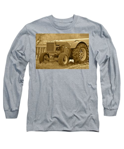 This Old Tractor Long Sleeve T-Shirt
