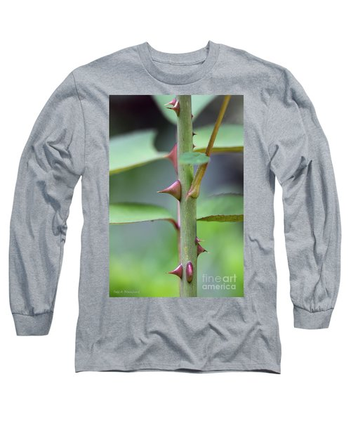 Thorny Stem Long Sleeve T-Shirt