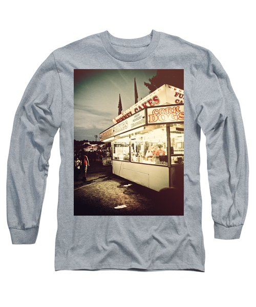 Those Were The Days Long Sleeve T-Shirt