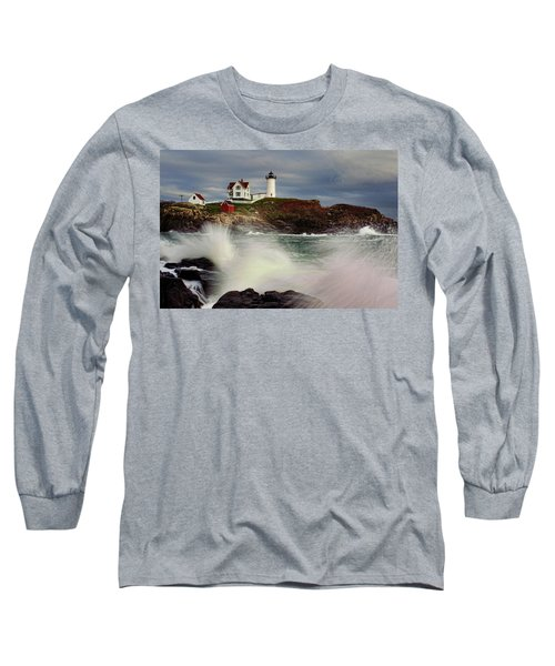 Thundering Tide Long Sleeve T-Shirt