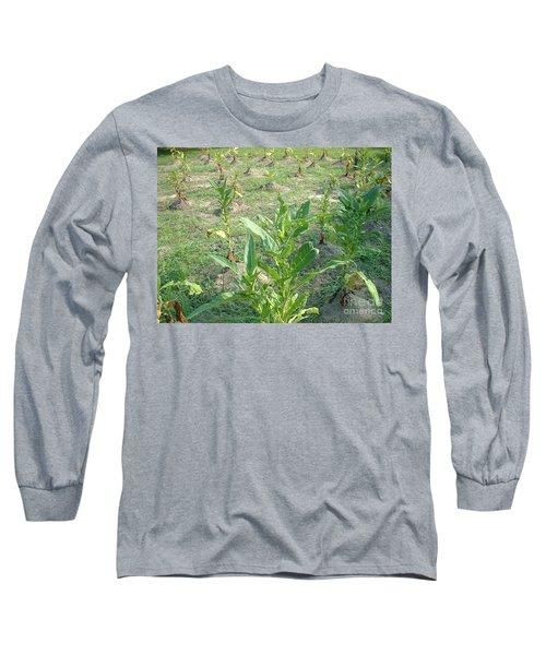 Tobacco Addiction Long Sleeve T-Shirt