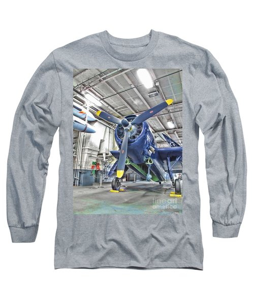 Torpedo Bomber Long Sleeve T-Shirt