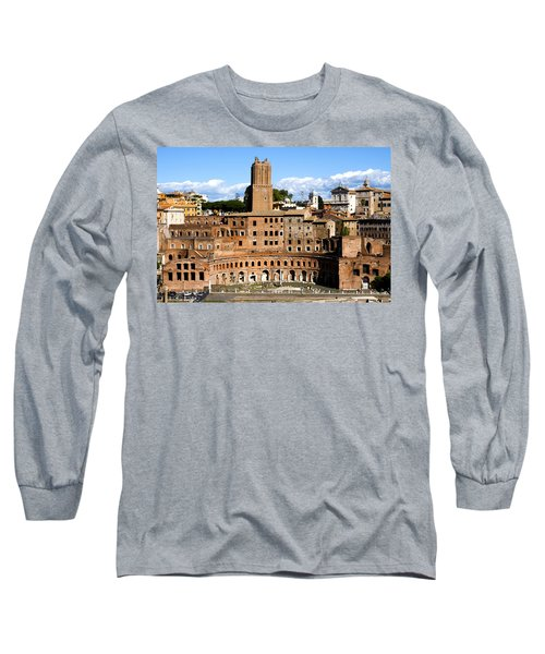 Trajan's Market  Long Sleeve T-Shirt