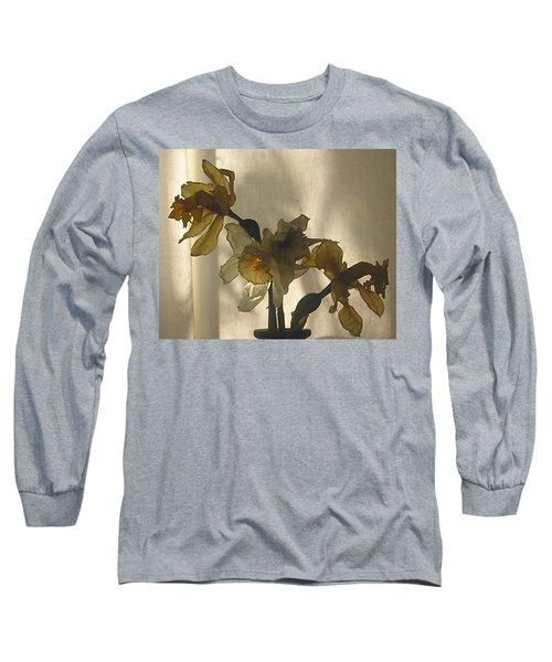 Translucent Long Sleeve T-Shirt