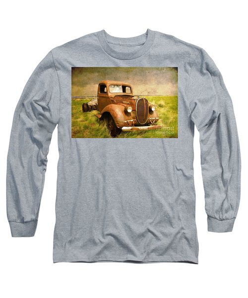 Two Ton Truck Long Sleeve T-Shirt