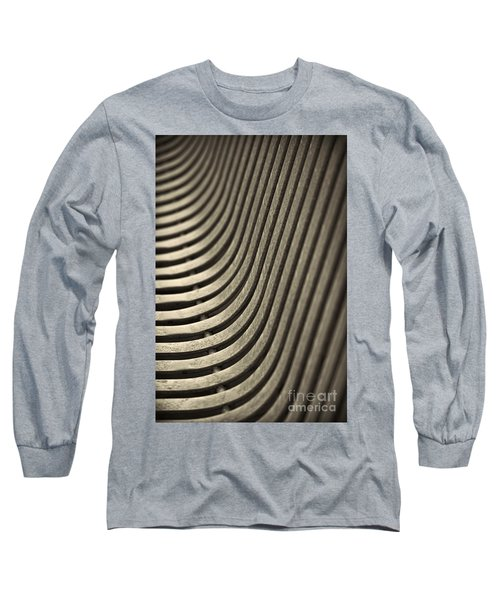 Long Sleeve T-Shirt featuring the photograph Upward Curve. by Clare Bambers