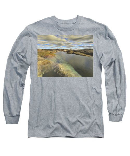 Valley Stream Long Sleeve T-Shirt