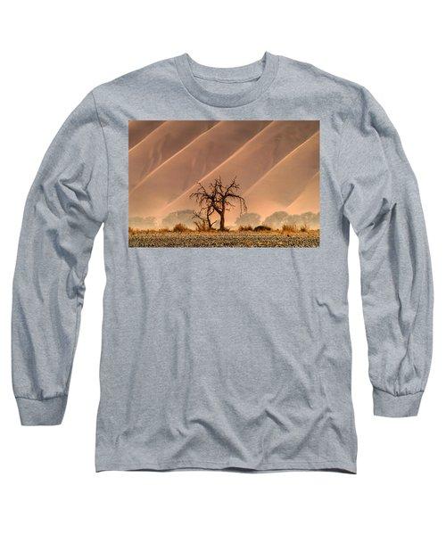 Wave Tree Long Sleeve T-Shirt