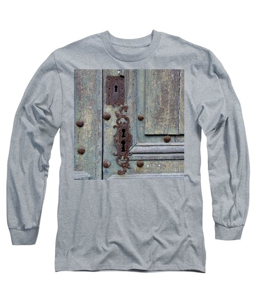 Long Sleeve T-Shirt featuring the photograph Weathered by Lainie Wrightson