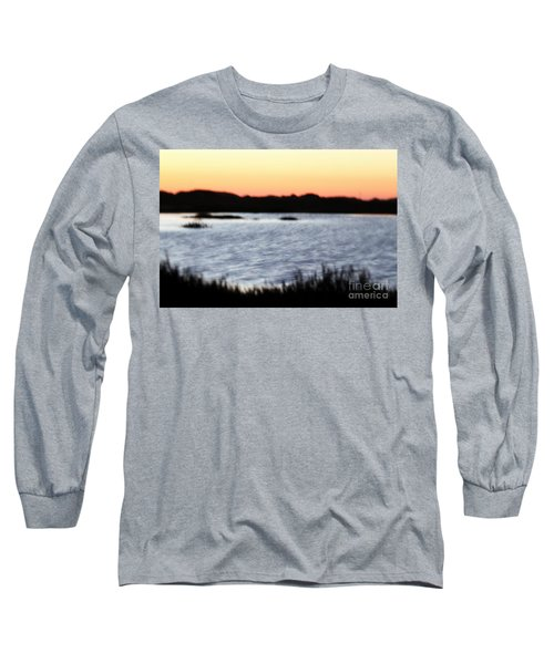 Long Sleeve T-Shirt featuring the photograph Wetland by Henrik Lehnerer