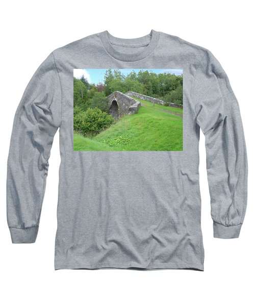 White Bridge Scotland Long Sleeve T-Shirt