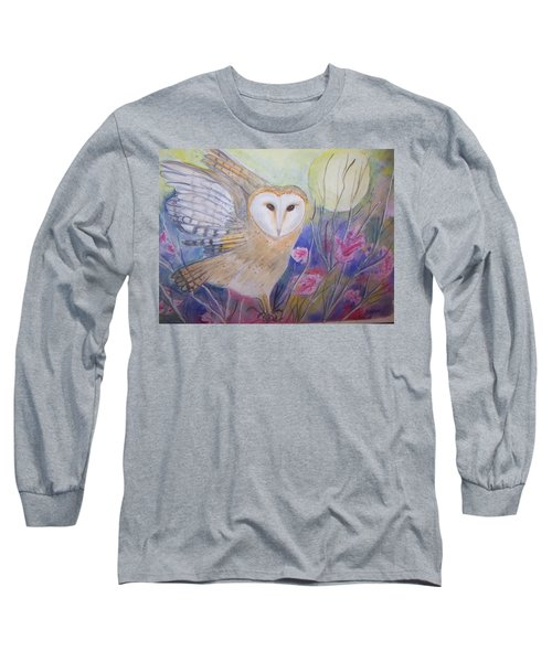 Wise Moon Long Sleeve T-Shirt