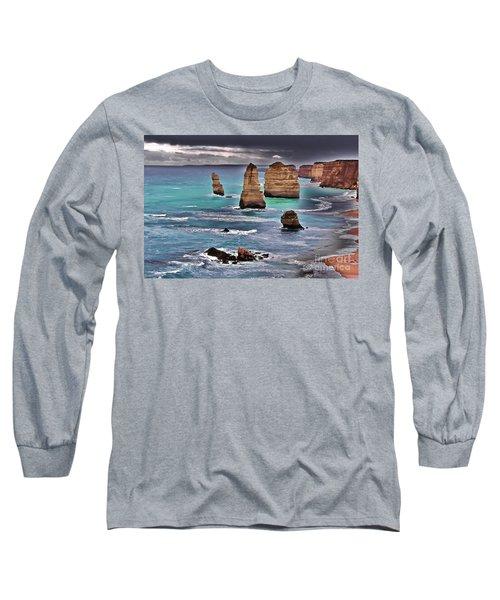 12 Apostles Long Sleeve T-Shirt by Blair Stuart