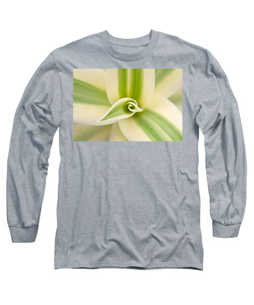 Agave 3 Long Sleeve T-Shirt by Catherine Lau