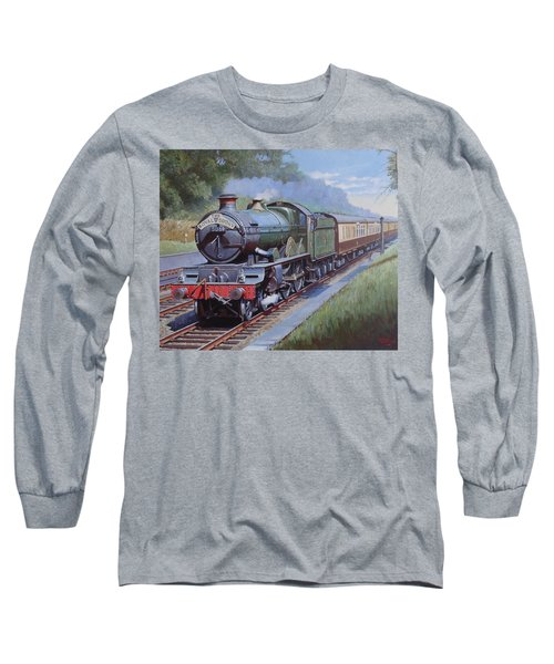 Castle Class In Sonning Cutting Long Sleeve T-Shirt by Mike  Jeffries