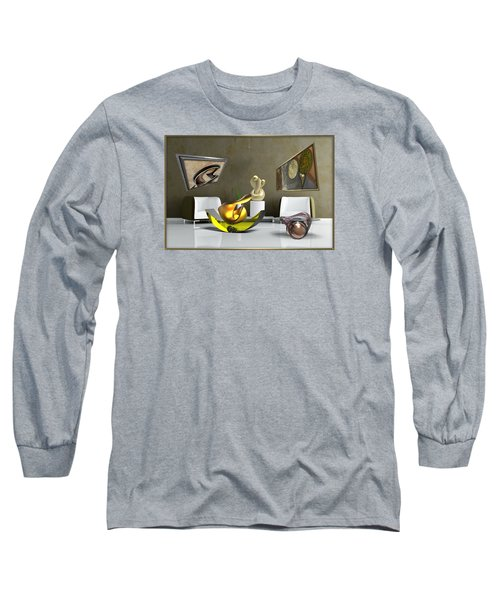 ' Cubrssrs - Tubehumanseedlings - Ball Box Intrigue - Kyscopic Table - Pearl ' Long Sleeve T-Shirt