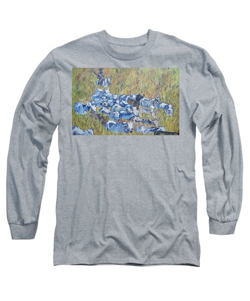 Gaucho Roundup Long Sleeve T-Shirt