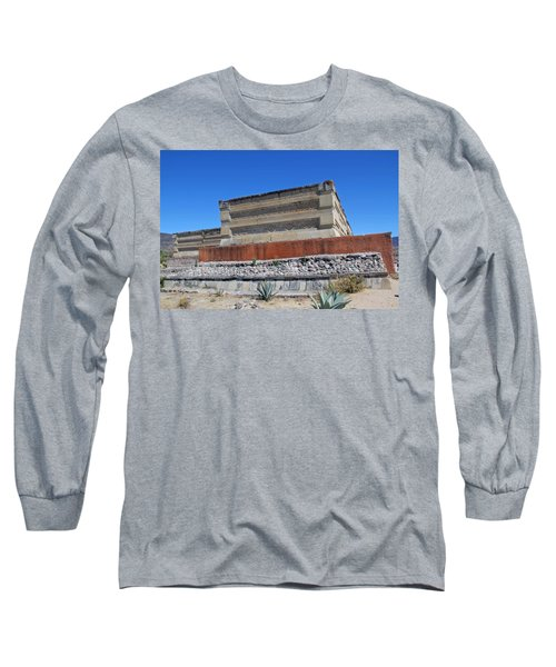 @ Mitla Oaxaca Mexico Long Sleeve T-Shirt