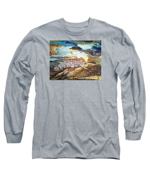 Moving Clouds Long Sleeve T-Shirt