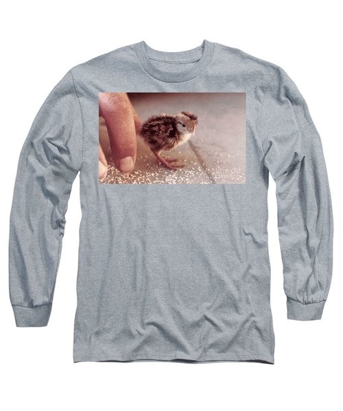 02_contact With Nature Long Sleeve T-Shirt