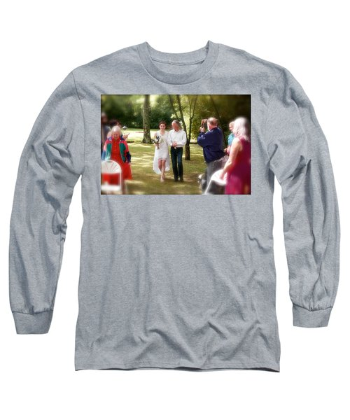 05_21_16_5188 Long Sleeve T-Shirt by Lawrence Boothby