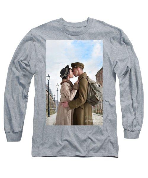 1940s Lovers Long Sleeve T-Shirt