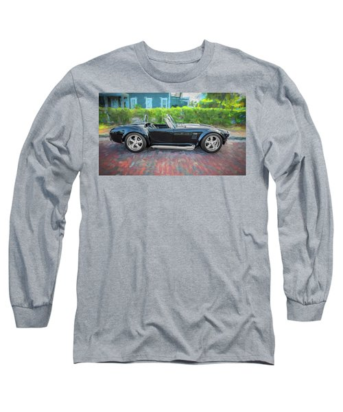 1965 Ford Ac Cobra Painted    Long Sleeve T-Shirt