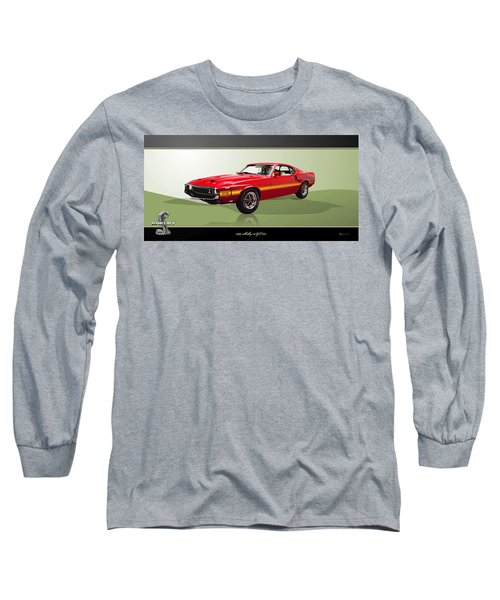 1969 Shelby V8 Gt350  Long Sleeve T-Shirt