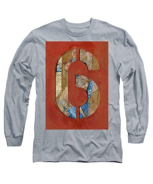 6 Long Sleeve T-Shirt