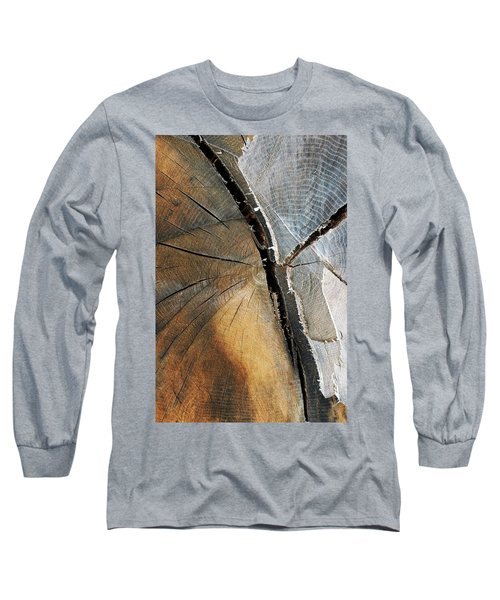 Long Sleeve T-Shirt featuring the photograph A Dead Tree by Dorin Adrian Berbier