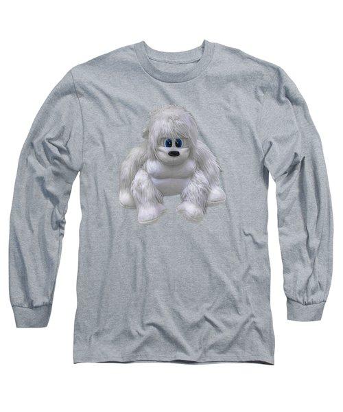 Abominable Long Sleeve T-Shirt by John Haldane