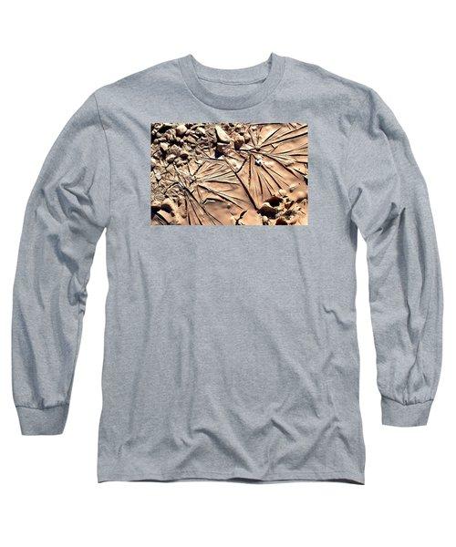 Abstract 6 Long Sleeve T-Shirt