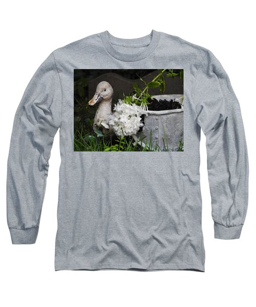 Long Sleeve T-Shirt featuring the photograph After The Rain by Betty-Anne McDonald