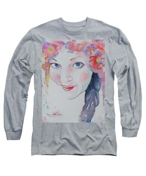 Alisha Long Sleeve T-Shirt by Mary Haley-Rocks