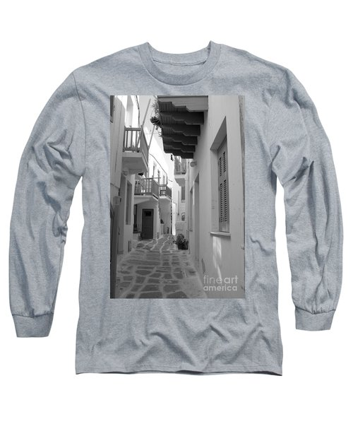 Alley Way Long Sleeve T-Shirt
